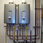 tankless water heaters - plumbing services
